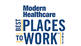 Modern Healthcare Best Places to Work Logo