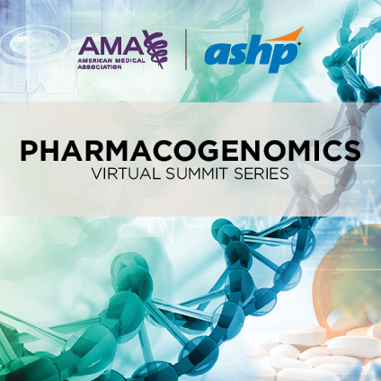 Pharmacogeomics Virtual Summit Series