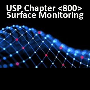 USP Chapter <800> Surface Monitoring