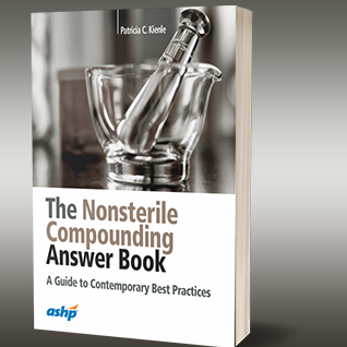 Nonsterile Compounding Answer Book