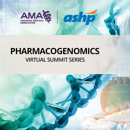 Pharmacogenomics - VIRTUAL SUMMIT SERIES