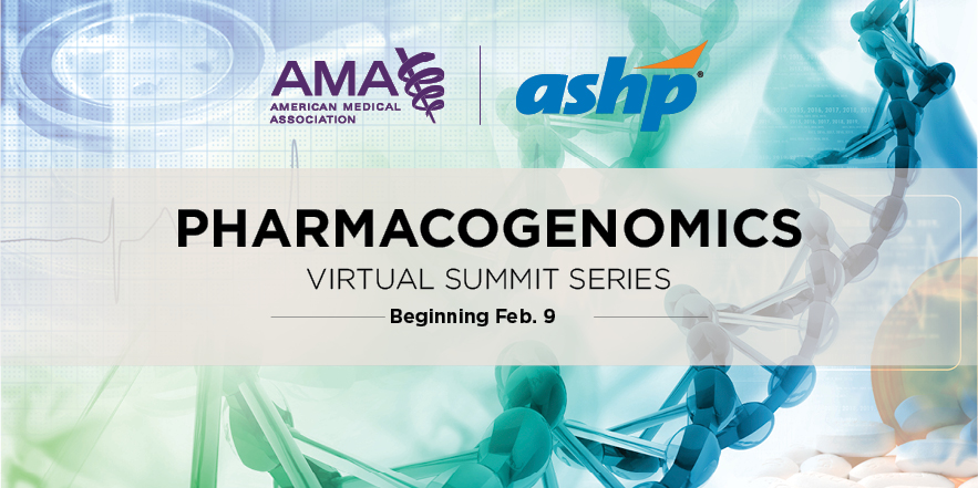 Pharmacogenomics Virtual Summits