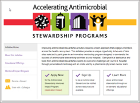 Antimicrobial Steward Program