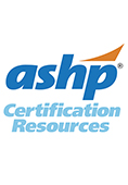 ASHP Certification Resources Logo