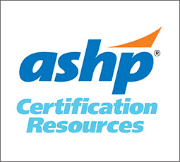 ASHP Certification Resources