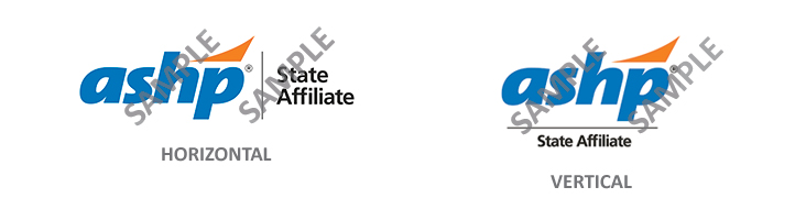 State Affiliate logo - sample only